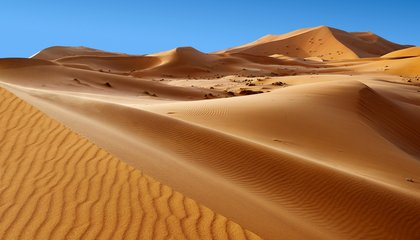 The Sahara Is Millions of Years Older Than Thought