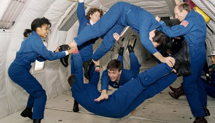 Ask the Astronaut: How does NASA simulate weightlessness?