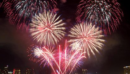For Veterans' Sake, Make A Little Less Noise With Your 4th of July Fireworks