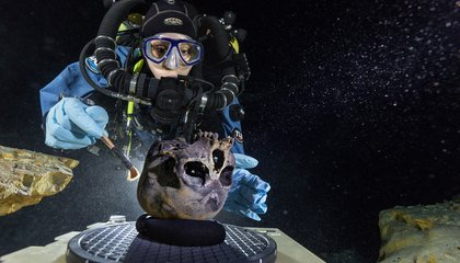 DNA From 12,000-Year-Old Skeleton Helps Answer the Question: Who Were the First Americans?