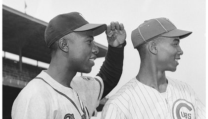 "If Only Ernie Had Seen It. Here's Why ""Mr. Cub"" Is Part of Last Night's Win"