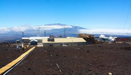 The Enduring Climate Legacy of Mauna Loa