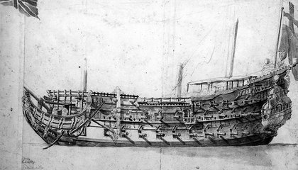 In 1665, a British Warship Mysteriously Blew Up—And Soon We Might Know Why