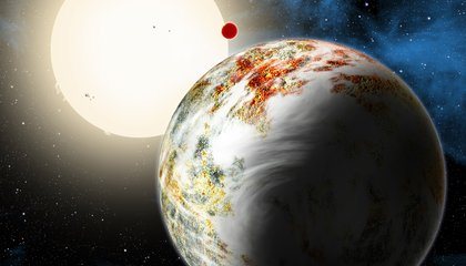 This Rocky Exoplanet is Really, Really Big—Too Big