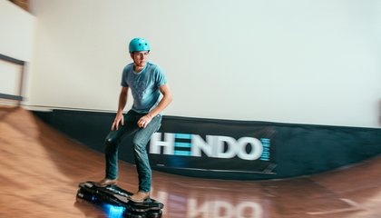 """The Hoverboard Fantasy Comes True, Just As """"Back to the Future"""" Predicted"""