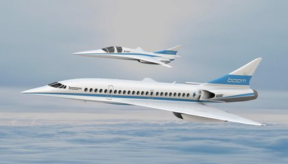 Baby Boom: A Concorde for the 21st Century?
