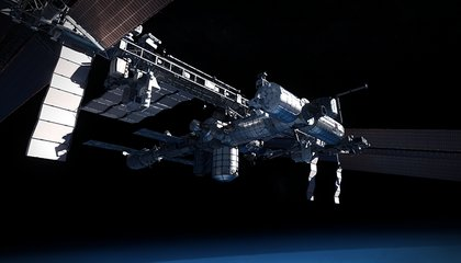 Take a Virtual Trip to the International Space Station