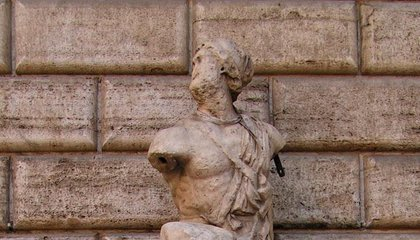 Have Something Rude to Say? Put it on This 2300-Year Old Statue in Rome