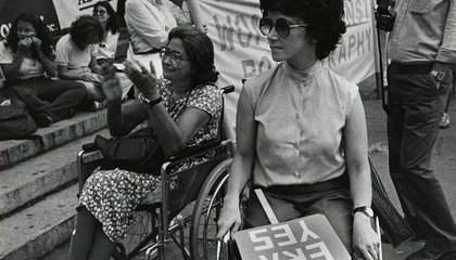 These Photos Bring the Women's Movement to Life