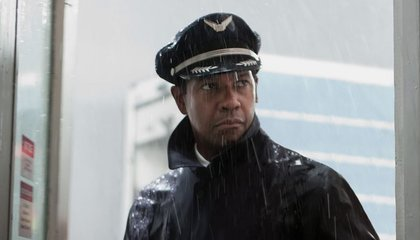Is Denzel's Upside-Down Flying Trick Plausible?