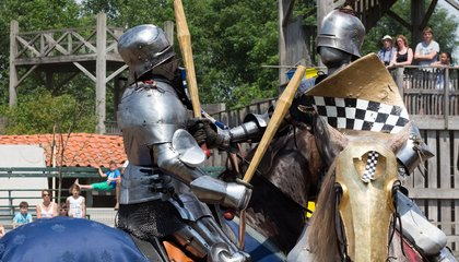 Study Shows Knights Were Pretty Spry in Their Suits of Armor