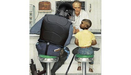 Rethinking Rockwell in the Time of Ferguson