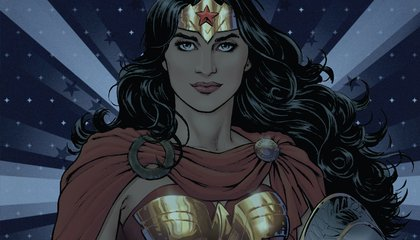 Wonder Woman's UN Ambassadorship Is Already Coming to an End