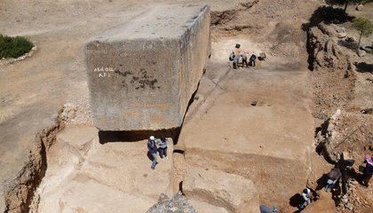 The Largest Manmade Block Ever Was Just Discovered in Lebanon