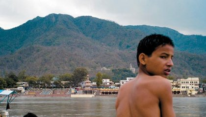 A Prayer for the Ganges