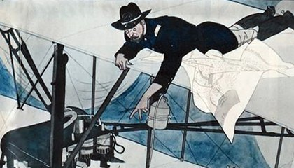 Stealing the Wright Flyer