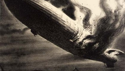Remembering the Hindenburg 73 Years Later