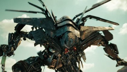 National Air and Space Museum Cameos in Transformers Sequel