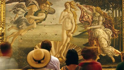 The Resilient Uffizi Gallery