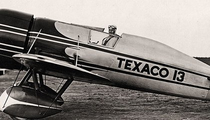 """The """"Texaco 13,"""" the most famous Mystery Ship, set more than 200 speed records in the early 1930s.The """"Texaco 13,"""" the most famous Mystery Ship, set more than 200 speed records in the early 1930s.The"""