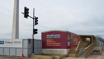 Making Progress: Future Home of the African American History Museum