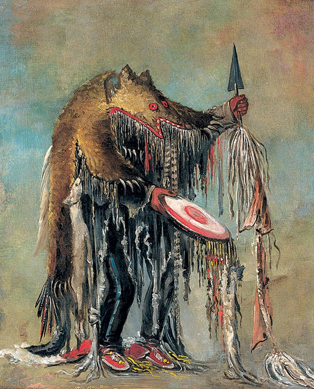 George Catlin's Obsession   Arts & Culture   Smithsonian