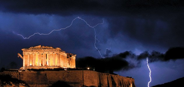 The Parthenon, said the 19th-century French engineer Auguste Choisy, represents