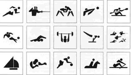 The History of the Olympic Pictograms: How Designers Hurdled the Language Barrier