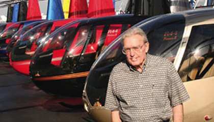 The World's Most Prolific Builder of Civilian Helicopters