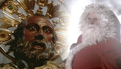 Discover the Real Santa Claus