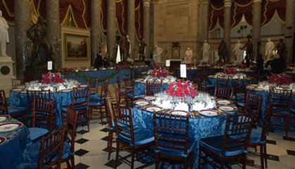 The Ghost of Inaugural Lunches Past