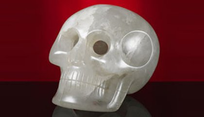 The Smithsonian's Crystal Skull