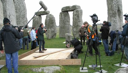 Dispatch from Stonehenge, Day 2