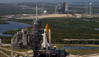 The Shuttle Mission No One Wants