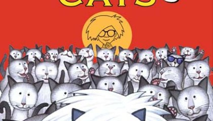 Children's Author James Warhola Tells About His Crazy Uncle Andy (as in Warhol)