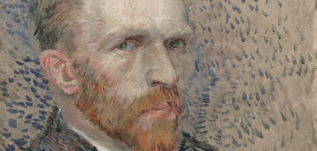 Van Gogh painted this portrait of himself