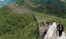 Sun Zhenyuan views preserving the wall as a sacred mission