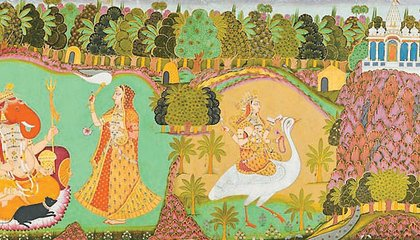 Garden and Cosmos: The Royal Paintings of Jodhpur