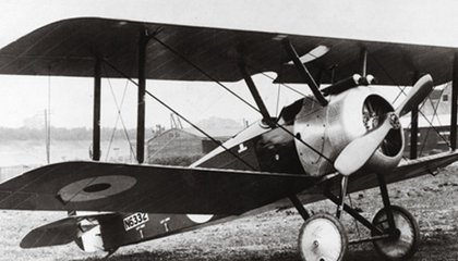 What the Red Baron Never Knew