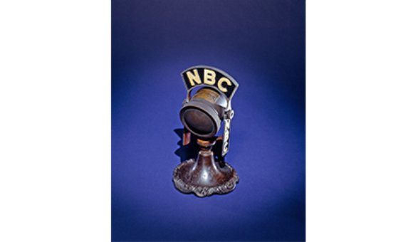 FDR's NBC Microphone