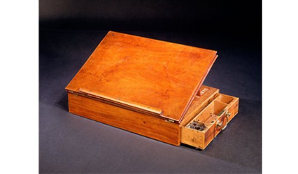 Declaration of Independence Desk