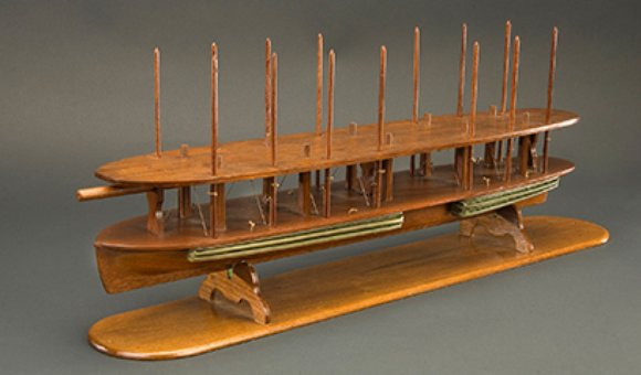 Abraham Lincoln Patent Model, Replica
