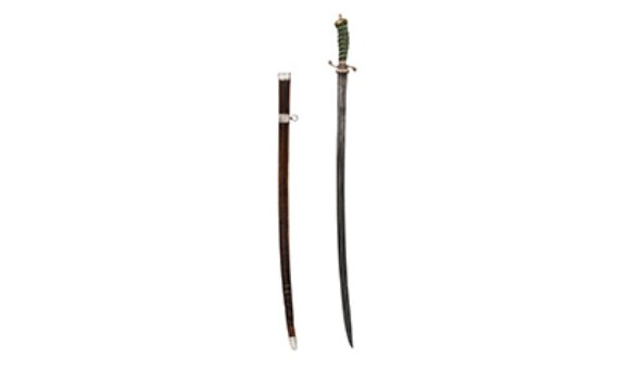 George Washington's Battle Sword and Scabbard