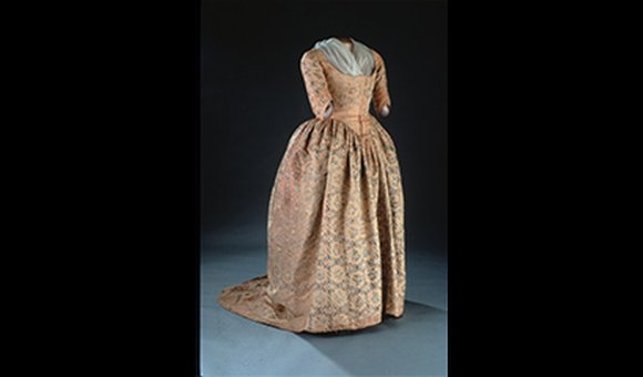 Martha Washington's Dress