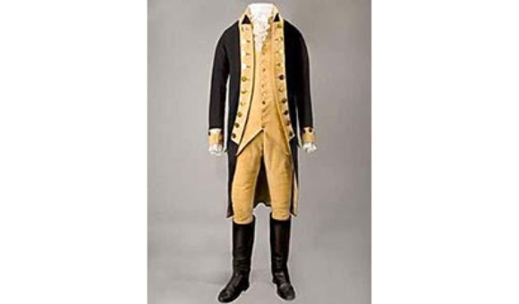 George Washington's Uniform