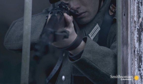 Preview thumbnail for video'A Heroic Mission to Disarm Nazi Snipers Goes Very Wrong