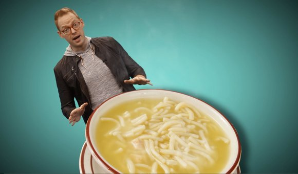 Preview thumbnail for video'Ask Smithsonian: Does Chicken Soup Really Help With a Cold?