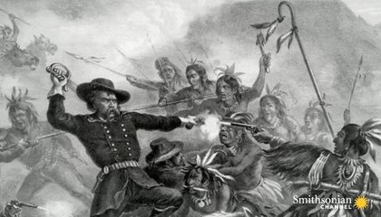 Rare Find: The $30,000 Sword George Custer Used in Battle