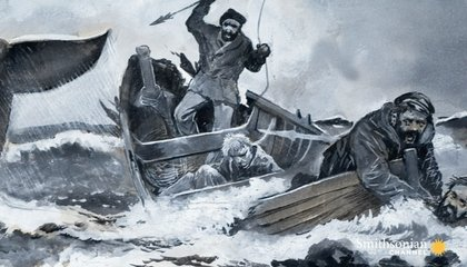 The Hateful Whale That Haunted Melville