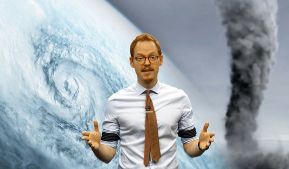 Preview thumbnail for video'Ask Smithsonian: What Is Wind?